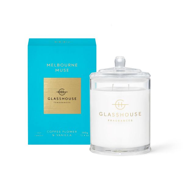 Picture of Glasshouse Fragrance Candle - Melbourne Muse 380g