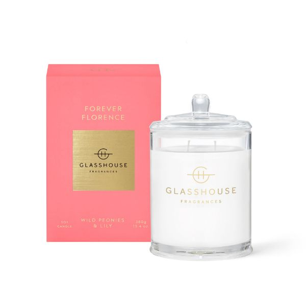 Picture of Glasshouse Fragrance Candle - Forever Florence 380g