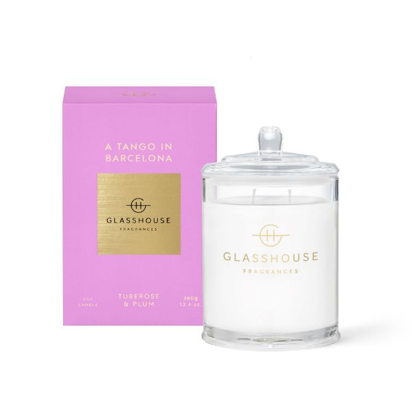 Picture of Glasshouse Fragrance Candle - A Tango In Barcelona 380g