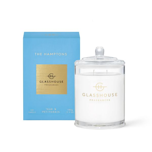 Picture of Glasshouse Fragrance Candle - The Hamptons 380g