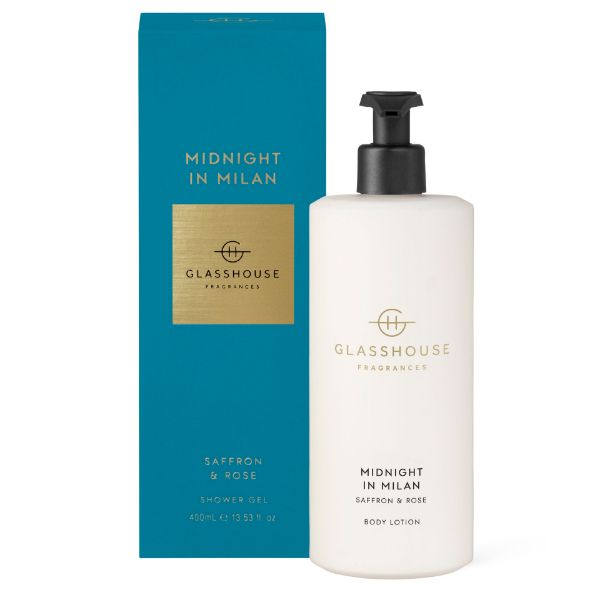 Picture of Glasshouse Fragrance Body Lotion - Midnight in Milan 400ml