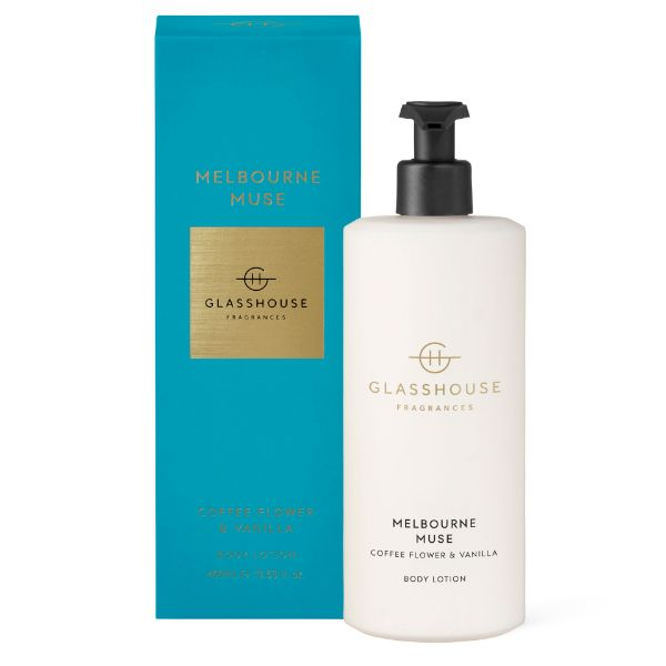 Picture of Glasshouse Fragrance Body Lotion - Melbourne Muse 400ml