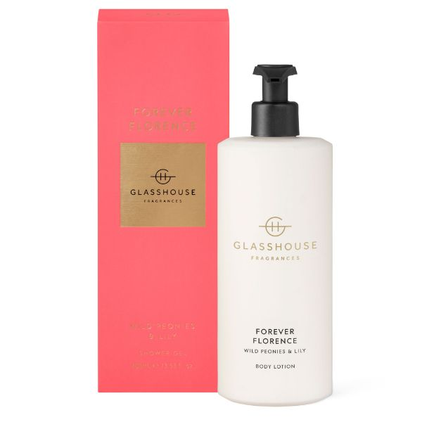 Picture of Glasshouse Fragrance Body Lotion - Forever Florence 400ml