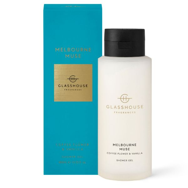 Picture of Glasshouse Fragrance Shower Gel - Melbourne Muse 400ml