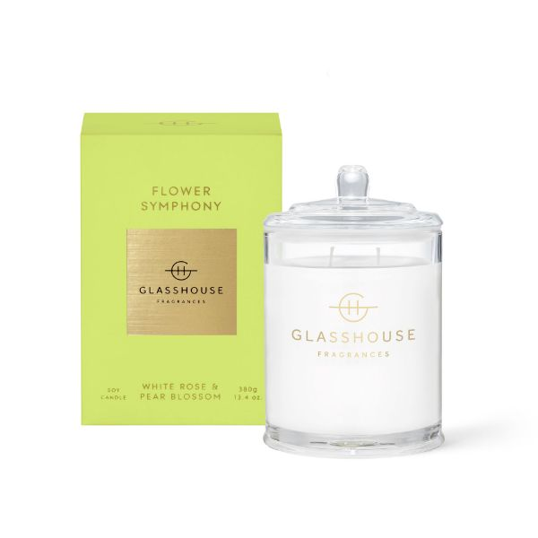 Picture of Glasshouse Fragrance Candle - Flower Symphony 380g