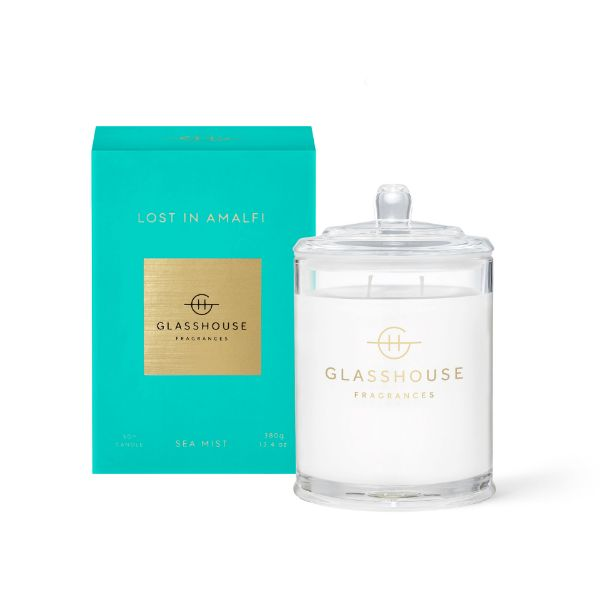 Picture of Glasshouse Fragrance Candle - Lost In Almalfi 380g
