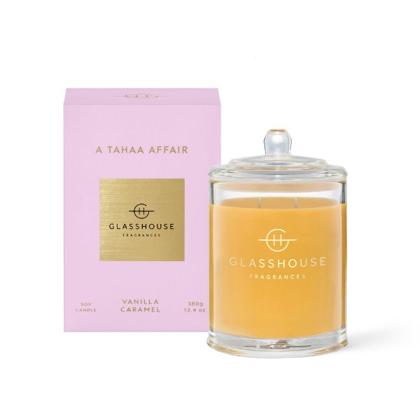 Picture of Glasshouse Fragrance Candle - A Tahaa Affair 380g