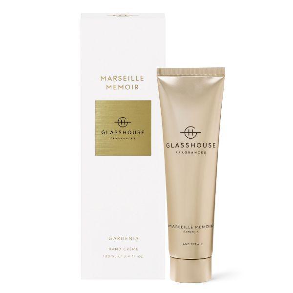 Picture of Glasshouse Fragrance Hand Cream - Marseille Memior 100ml
