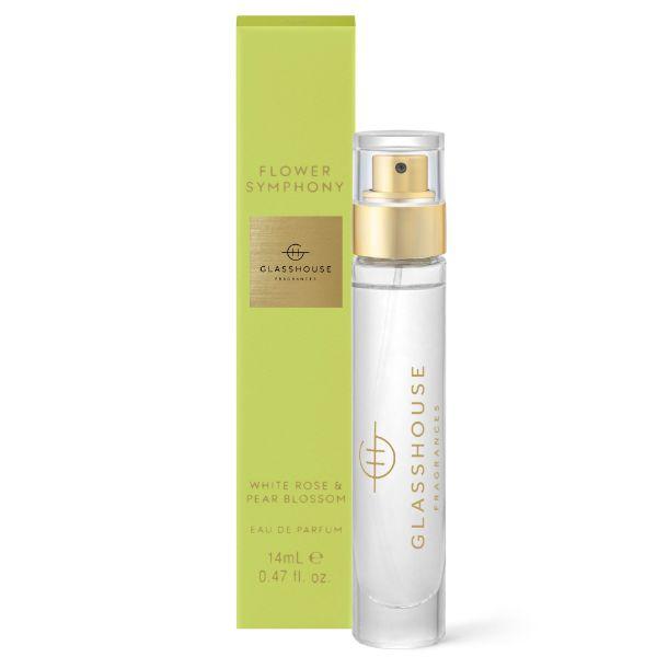 Picture of Glasshouse Fragrance Eau de Parfum Flower Symphony 14ml