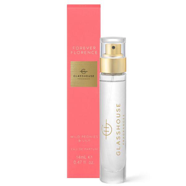 Picture of Glasshouse Fragrance Eau de Parfum Forever Florence 14ml