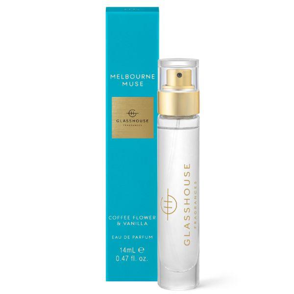 Picture of Glasshouse Fragrance Eau de Parfum Melbourne Muse 14ml