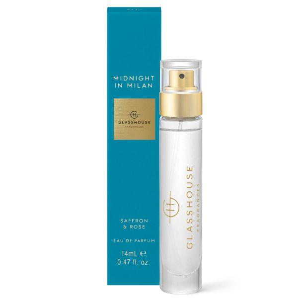 Picture of Glasshouse Fragrance Eau de Parfum Midnight in Milan 14ml