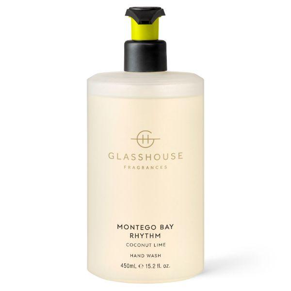 Picture of Glasshouse Fragrance Hand Wash - Montego Bay Rhythm 450ml