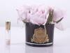 Picture of COTE NOIRE - PERFUMED NATURAL TOUCH 5 ROSES - BLACK - FRENCH PINK