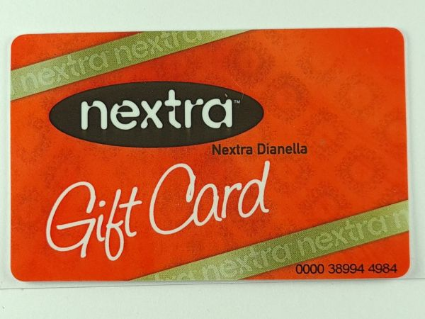 Picture of Nextra Dianella Virtual Gift Card
