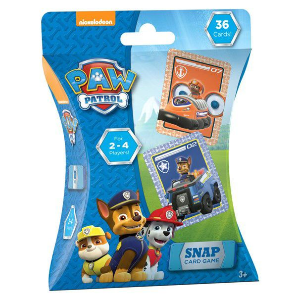 Picture of PAW PATROL SNAP CARDS