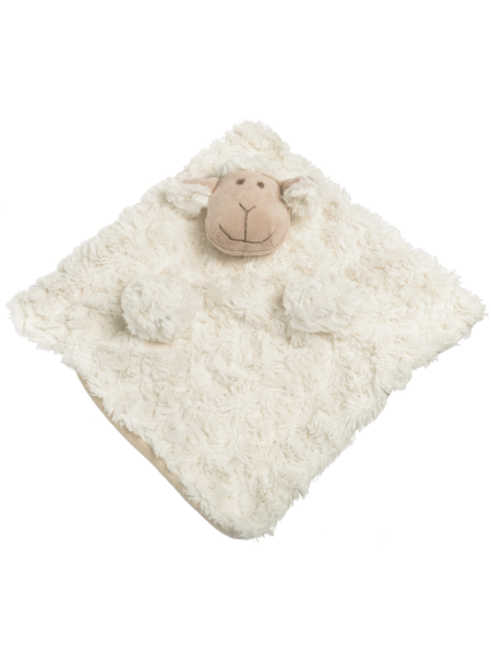 Picture of Snugs The Lamb Comforter - Ivory