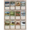 Picture of LANG Wall Calendar 2022 Horses in the Mist by Persis Clayton Wiers & Chris Cummings