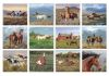 Picture of LEGACY Wall Calendar 2022 Horses by Hautman Brothers