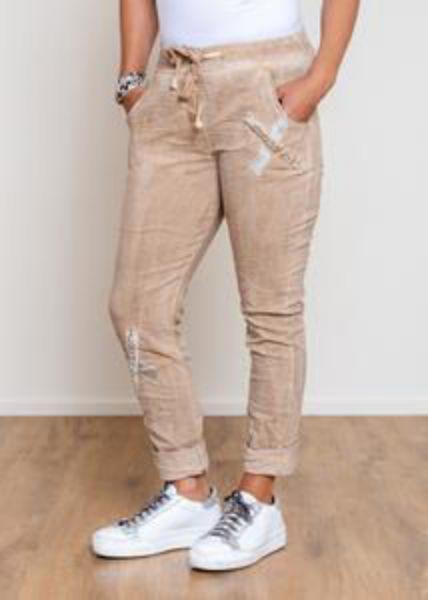 Picture of Imagine Fashion Cara Pant Desert Small / Medium