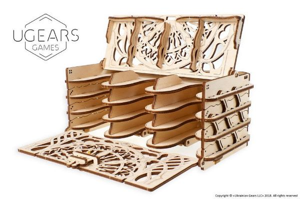 Picture of Ugears Card Holder