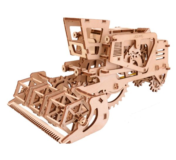 Picture of Ugears Combine Harvester