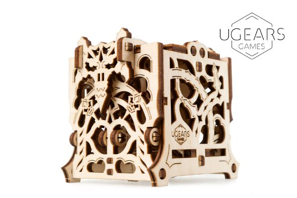 Picture of Ugears Dice Keeper